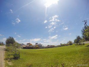 Vista externa do Residencial Girassol